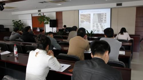 【培训学习】提升建筑质量  争创精品工程 ——龙8内训学校开展《建筑工程质量通病和防治措施》培训