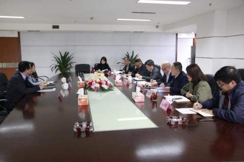 【党群园地】集团党委召开2018年专题民主生活会