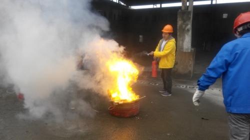 【青年榜样】青年安全生产示范岗——杭构新材公司
