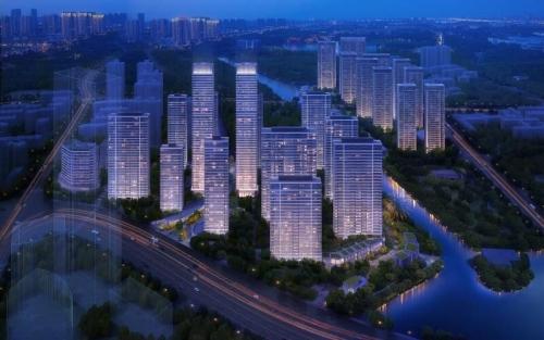 """【经营快讯】再添大体量、大造价项目!刷新住宅工程""""新高度"""""""