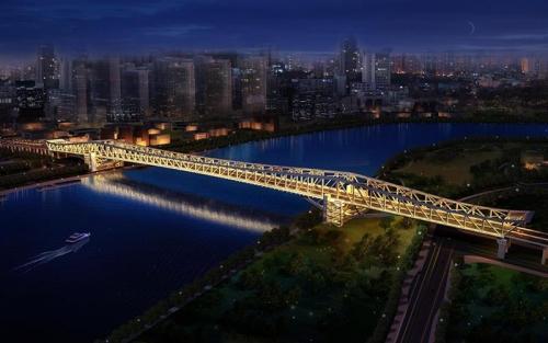 【经营快讯】BIM技术助力中标宁波三官堂大桥管理用房和桥头堡工程