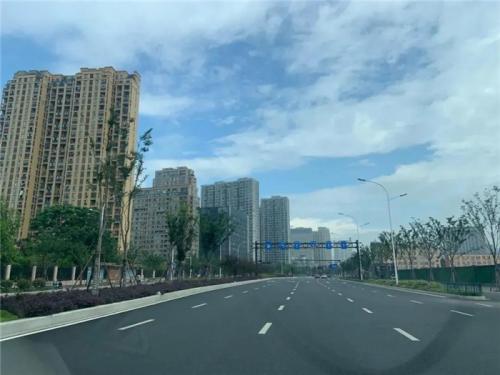 【一线投影】浦沿路,全线通车!