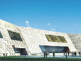 青海原子城爱国主义教育基地纪念馆