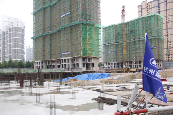 安徽省蚌埠市滨湖蓝湾工程