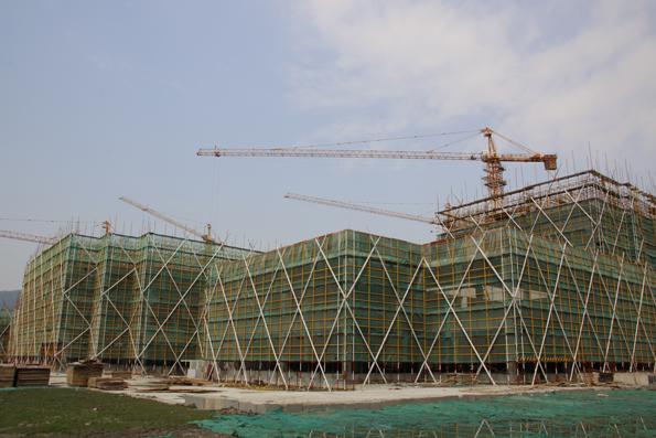 浙江省杭州市中医院丁桥分院工程