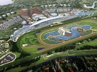 迪拜跑马场项目