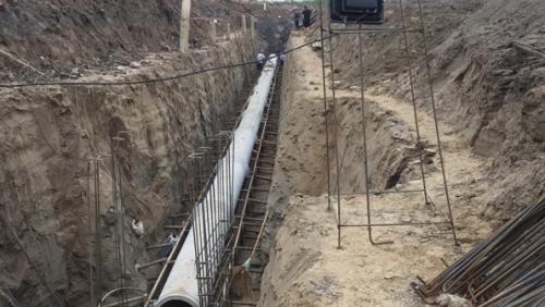 浙江省杭州市稼南路道路改造提升工程项目