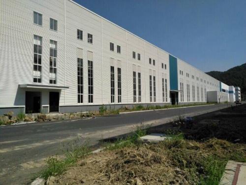 浙江省ballbet体育平台市富阳鞍钢金固厂房改造工程