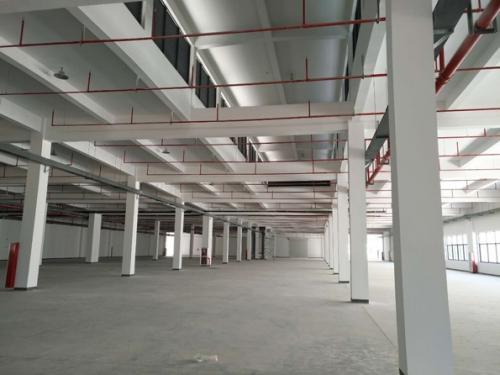 浙江省杭州市富阳鞍钢金固厂房改造工程