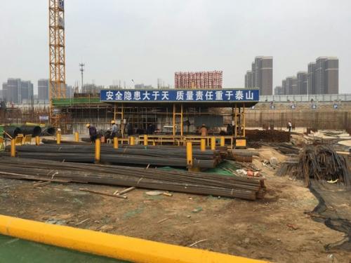 河南省郑州市亚星项目